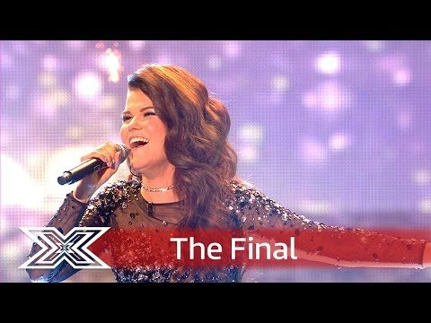 Saara sings Whitney's I Didn't Know My Own Strength | The Final Results | The X Factor UK 2016 - YouTube