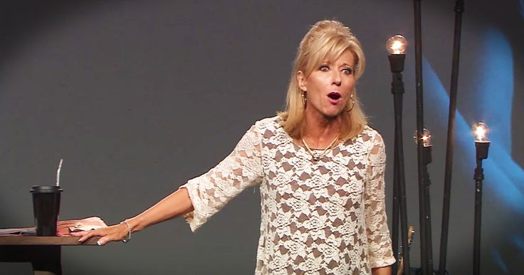 Christian speaker and writer Beth Moore knows how hard it can be when your kids don't seem to be listening to you or to God.  One particular issue with her daughter meant that Beth had to choose between praying for her daughter's success and praying for her daughter to listen to the Lord. Well Beth prayed for her daughter to stop and listen to the Lord, and what followed is a powerful reminder for all of us parents.  Would we rather have our kids be successful or godly?