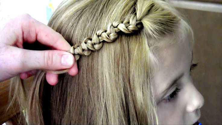 Unique Side Braid Tutorial Veda Day 19 Hair And