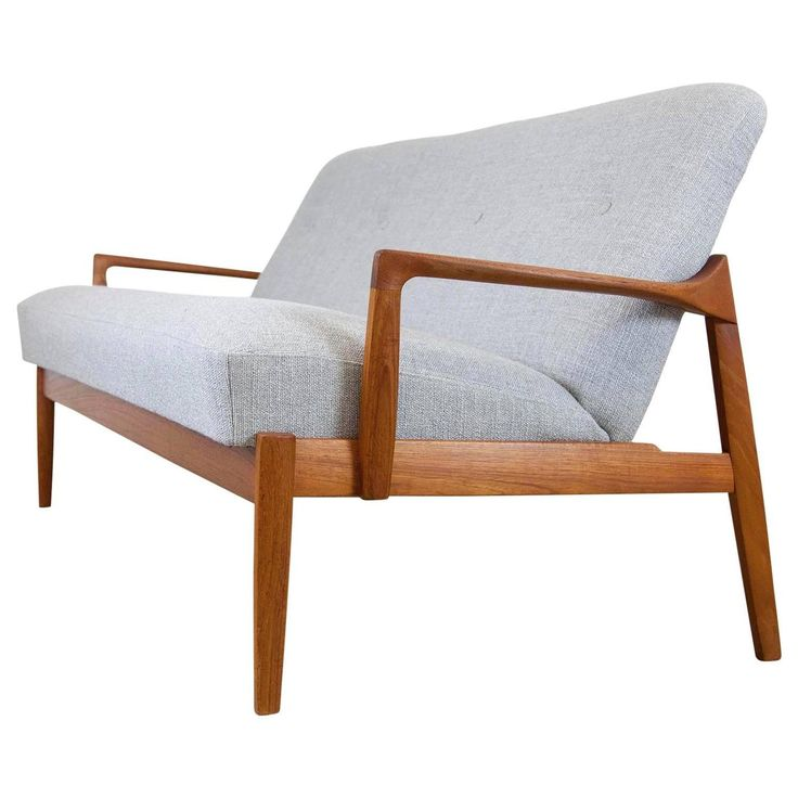 Sofa by Tove & Edward Kindt-Larsen for France & Son | See more antique and modern Sofas at https://www.1stdibs.com/furniture/seating/sofas