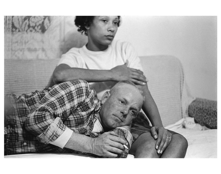 Richard and Mildred Loving a Virginia couple who would later stand at the center of the 1967 Supreme Court ruling overturning state laws banning interracial marriage// circa 1967