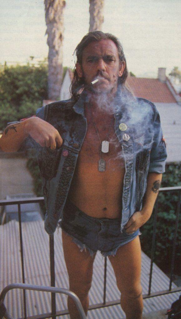 "... Happy Birthday: Ian Fraser ""Lemmy"" Kilmister (born 24 December 1945)."