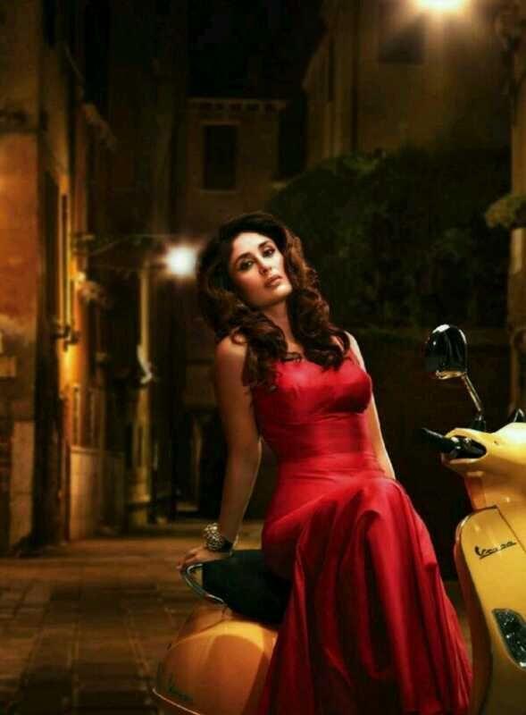 I wore a bikini in front of my MIL in Maldives: Kareena Kapoor