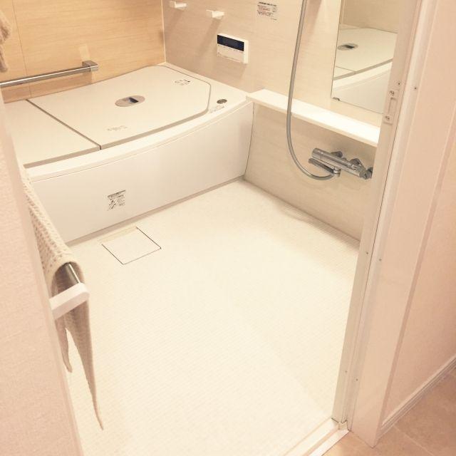 himitsunoacco36さんの、1620,ナチュラル,マンションリフォーム,TOTOお風呂,バス/トイレ,のお部屋写真