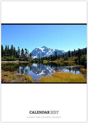 Scenery from the North Cascades