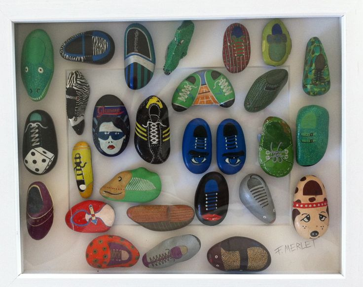 STONE SHOES from all around the world place