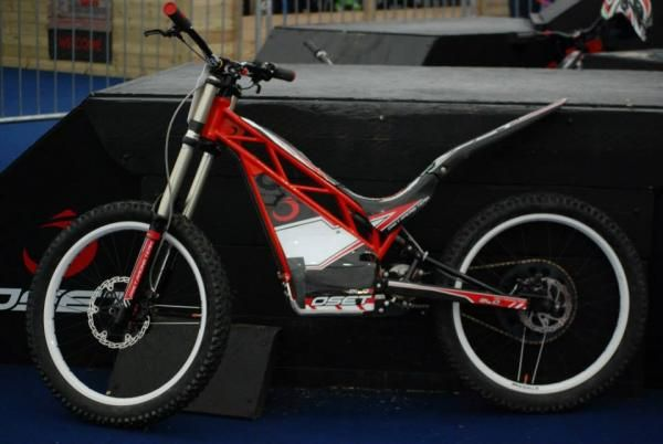 eset electric trials bike yes please future toys. Black Bedroom Furniture Sets. Home Design Ideas