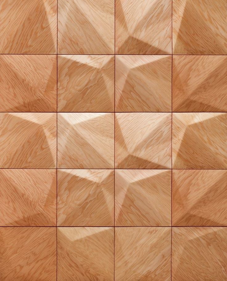 Panel de pared 3D de madera MATRA by MOKO diseño Zsolt Karajz