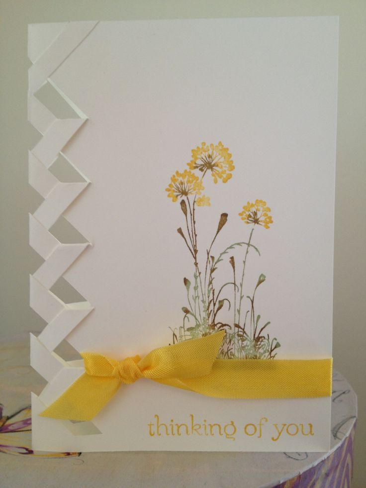 35 Best Braided Cards Images On Pinterest Cardmaking