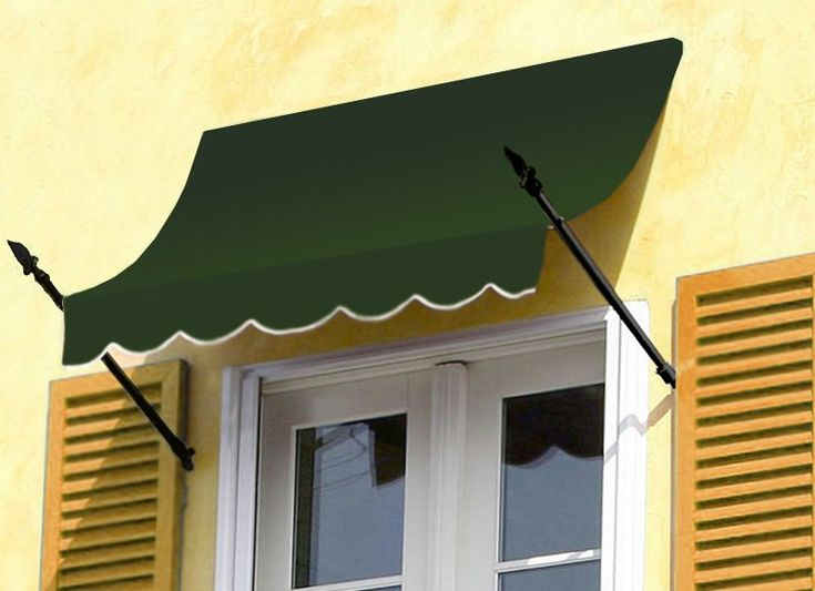 New Orleans Window Entry Awning Simple And Fun