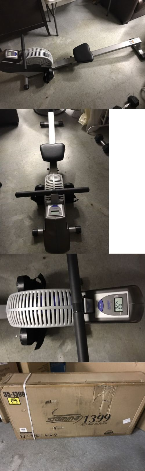 Rowing Machines 28060: Rowing Machine Stamina Ats 1399 Air Rower Cardio Exercise New 2017 Mfg Direct -> BUY IT NOW ONLY: $250 on eBay!