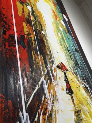 Oljemålning | LightUp | 60x100cm • Oljemålningar
