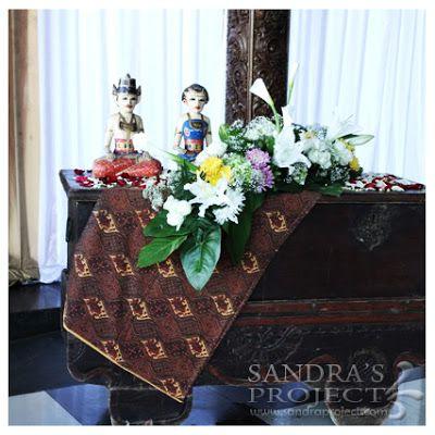 Sandra's Project Perancang Paket Pernikahan