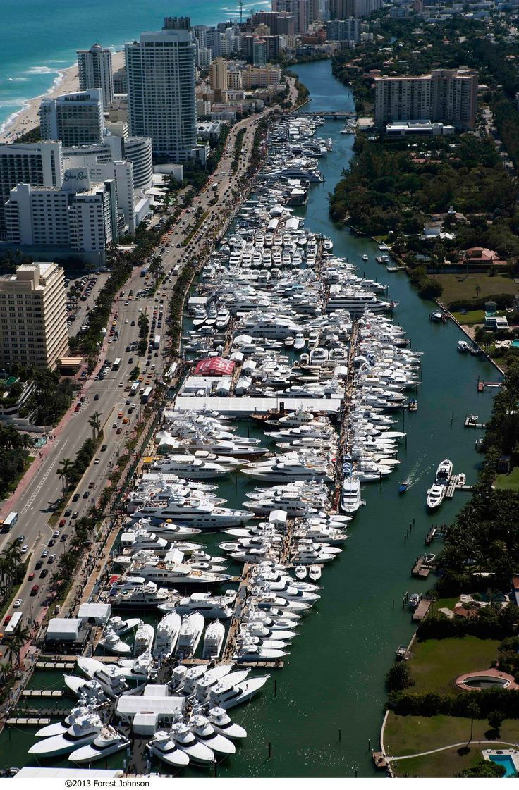 Visit Kusler Yachts at the Miami International Boat Show.