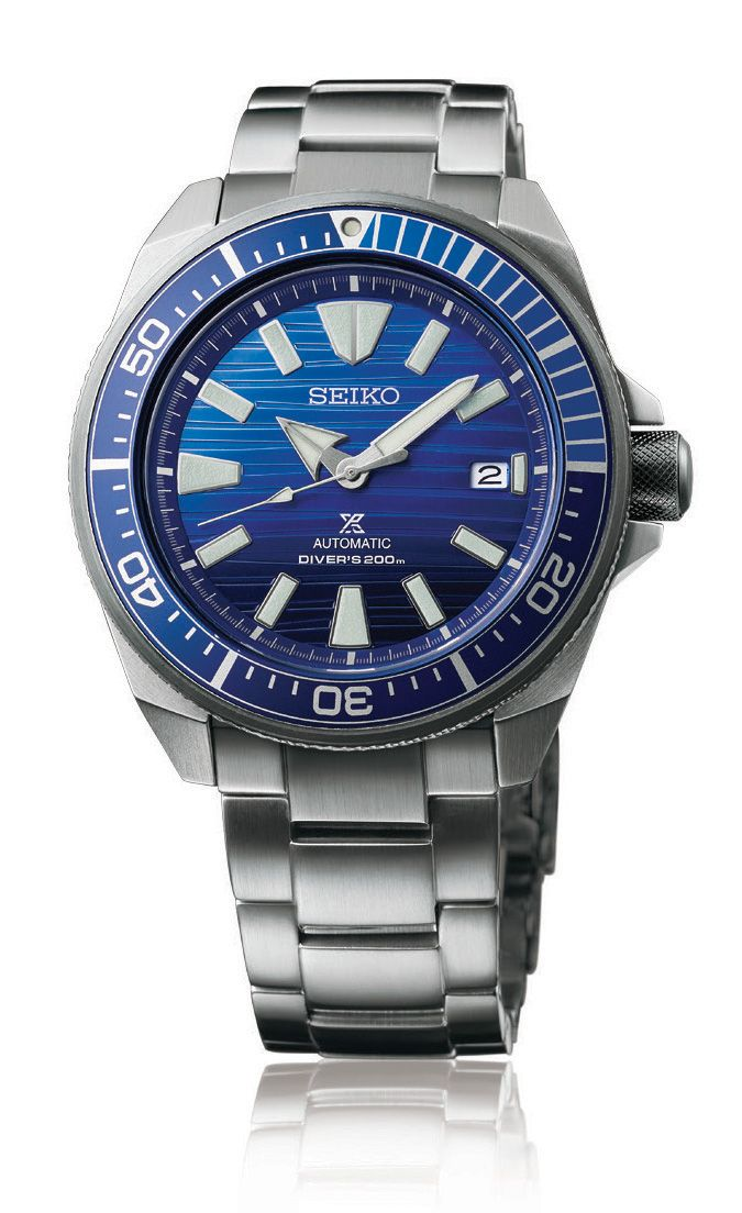 9d96e8e40 Seiko Prospex SRPC93J1 Save the Ocean Samurai | Wanted timepieces in ...