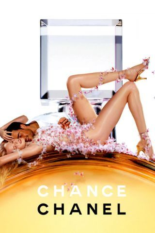 Love all the Chanel ads for Chance fragrance.