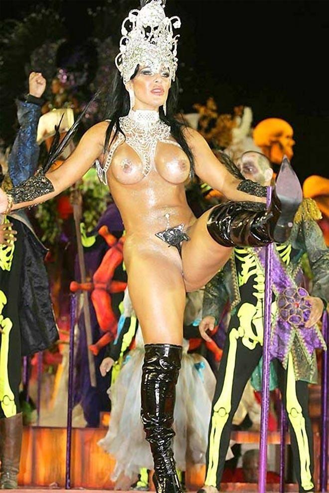 карнавал голые видео вражеского джедая