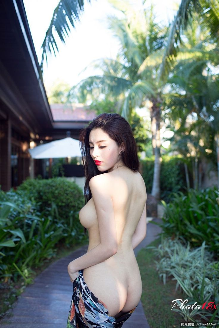 nude china model girl