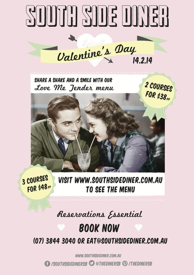 valentine menu for 2