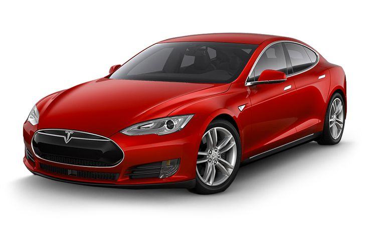 Tesla Model S - Car and Driver