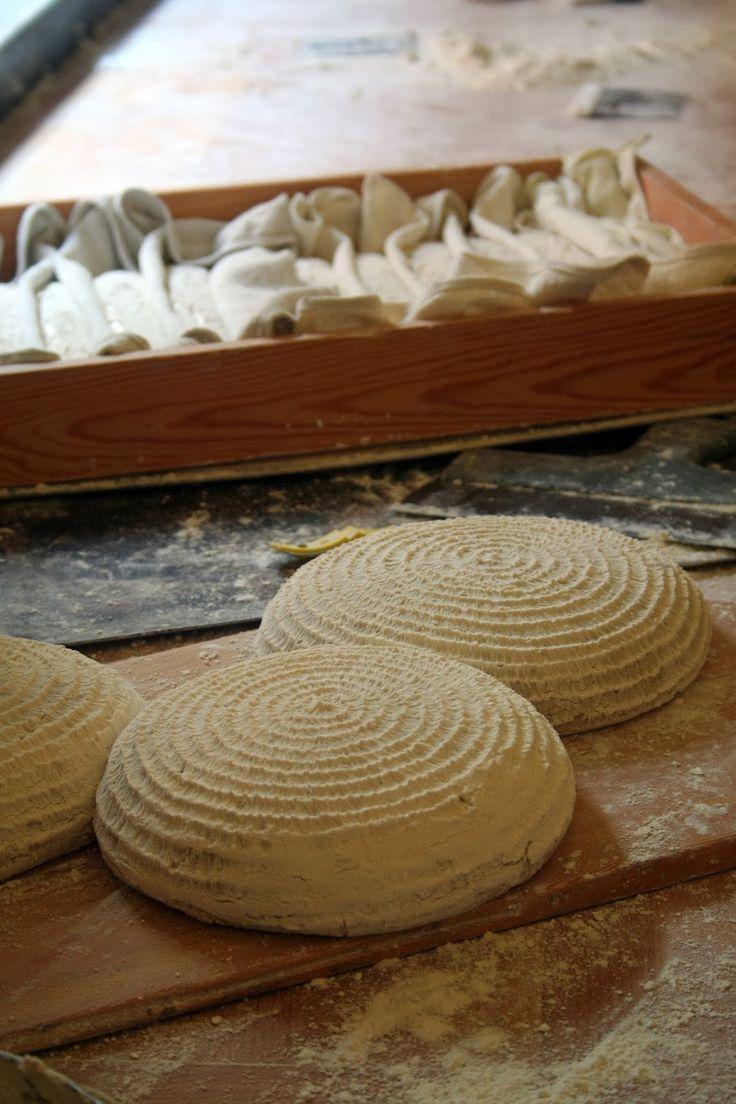 Pistachio: Prosty chleb na zakwasie i wspomnienia ze szwedzkiej piekarni.
