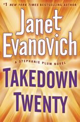 "Takedown Twenty By Janet Evanovich - Powerhouse author Janet Evanovich's Stephanie Plum novels are ""laugh-out-loud funny"" (St. Louis Post-Dispatch), ""brilliantly evocative"" (The Denver Post), and ""making trouble and winning hearts"" (USA Today). Read more: http://store.kobobooks.com/en-CA/ebook/takedown-twenty-1"
