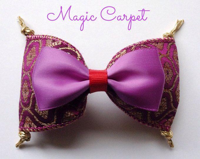 arco de pelo de la alfombra mágica