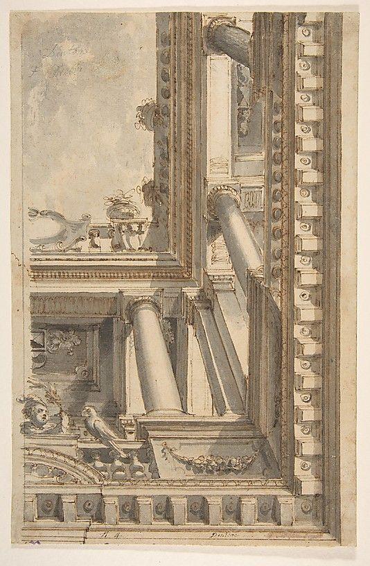 Design of a Loggia Ceiling