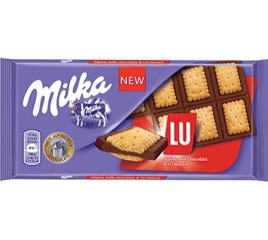 Milka LU 87 g