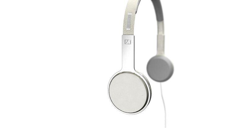 Dot - Headphones for Sennheiser. 2006.
