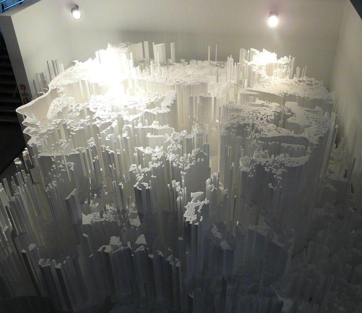 Best 25 Styrofoam Art Ideas On Pinterest Print Making