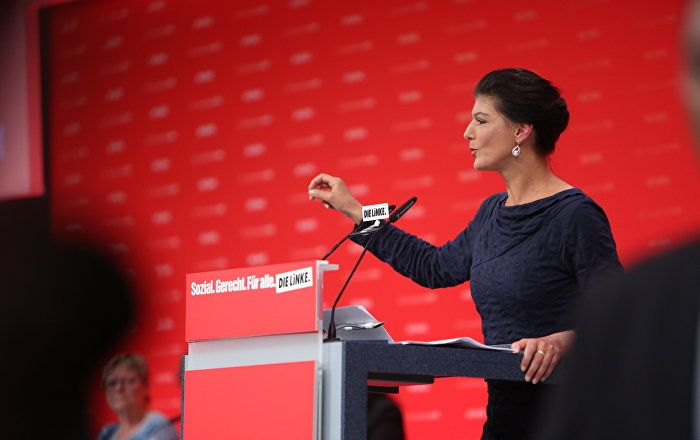 'Good Neighbors': Germany's Die Linke Calls for Improvement in Russia Relations