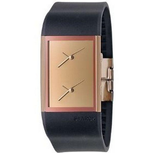 philippe starck male dress watch ph5025 black analog sale price