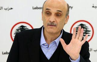 Samir Geagea urges electoral law to be included on legislative agenda