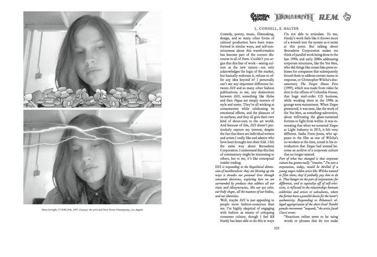 Mousse Magazine 56 ~ 2006–2016: A SMALL ANTHOLOGY #moussemagazine #contemporaryart #art #magazine #petracortright #postinternet