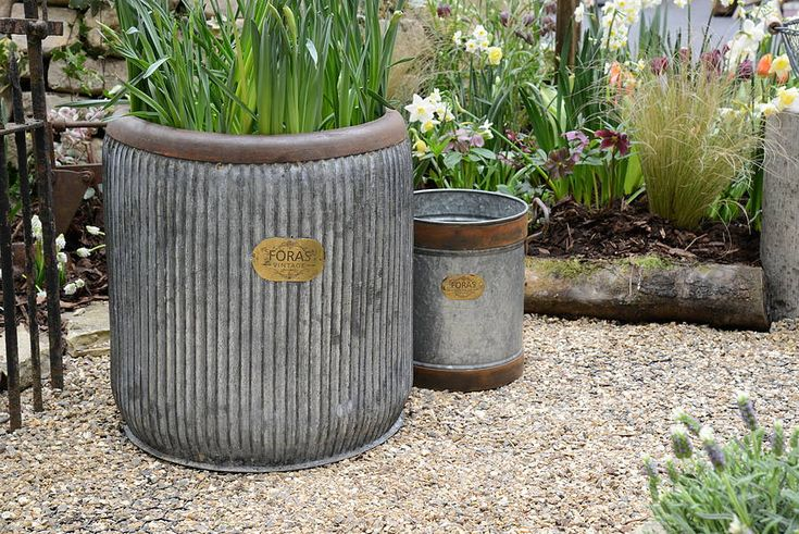 'Wootton', Vintage Style Container