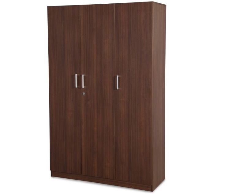 Free Standing Three Doors Wardrobe Design Id556 - Three Door Wardrobe Designs - Wardrobe Designs - Product Design