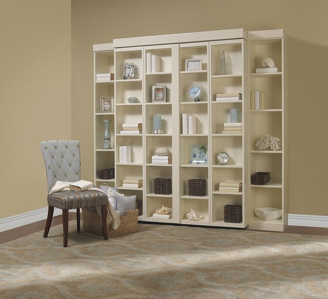 Murphy Bed Hardware Living Room Contemporary with Bookshelf Bed Disappearing Bed Disappearing Beds Hidden Bed Murphy