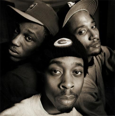 Brand Nubian is an American hip hop group from New Rochelle, New York, consisting of three MC's: Grand Puba, Sadat X and Lord Jamar, and two DJs: DJ Alamo and DJ Sincere.