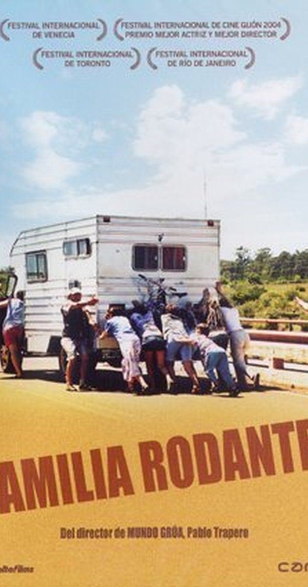 Directed by Pablo Trapero. With Graciana Chironi, Nicolás López, Liliana Capurro, Ruth Dobel. A wedding invite from an estranged sibiling inspires a grandmother to assemble her family and embark on a roadtrip in a broken down caravan.