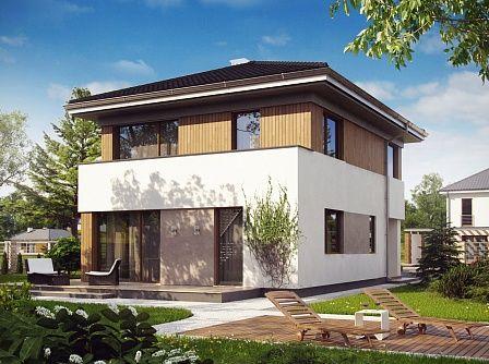 Готовые проекты домов в стиле хай-тек