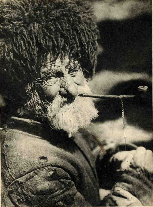 Highlander, 1929 by Arkady Shaikhet