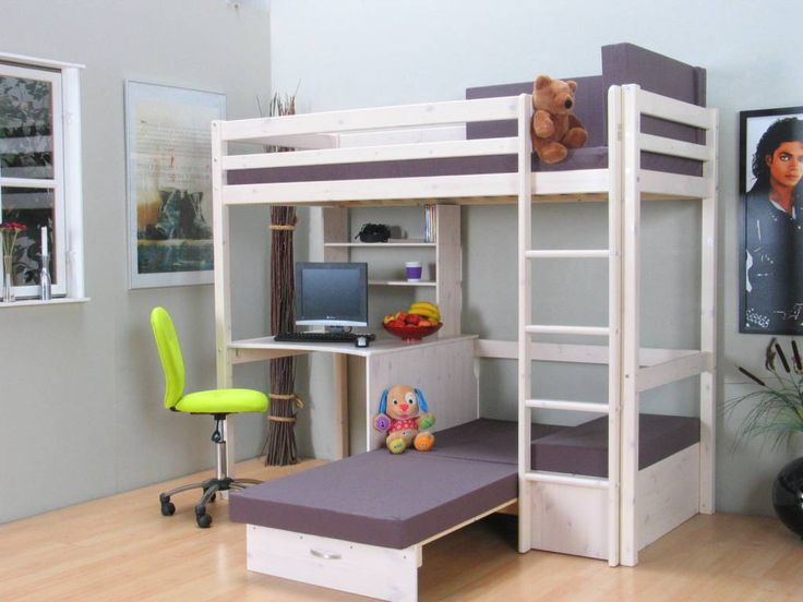 Multifunctioneel hoogslaper kinderbed - Google keresés