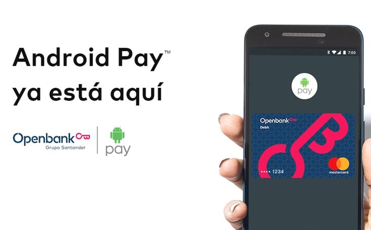 Android Pay ya permite pagar con las tarjetas de débito Openbank http://www.charlesmilander.com/es/news/2017/12/android-pay-ya-permite-pagar-con-las-tarjetas-de-debito-openbank/ Quieres ganar dinero en Twitter? clic http://amzn.to/2jLtsgB