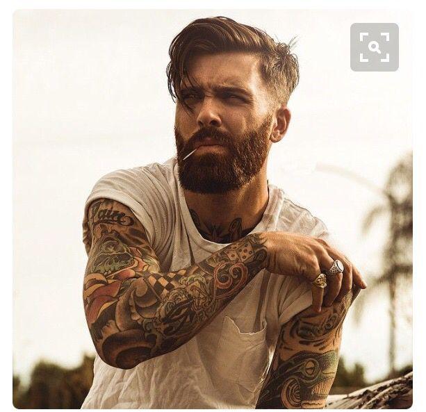 Beard/Do combo