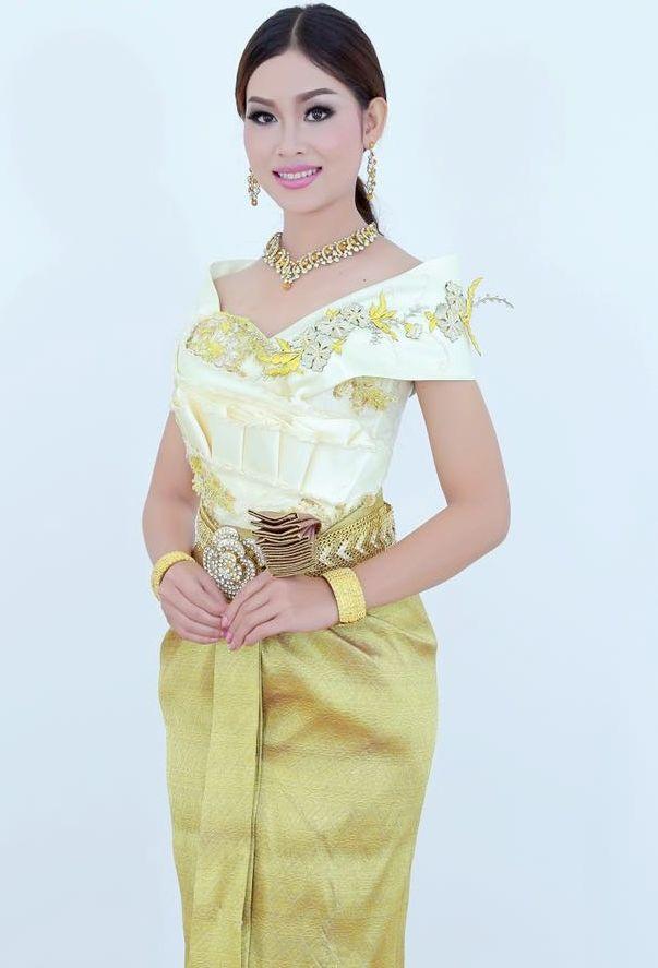 Khmer Wedding Costume Khmer Wedding Wedding Costumes Fashion