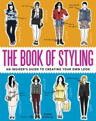 """This guide explains the what's, why's, and how's of styling; so whether you're looking to update your wardrobe or curate your closet, this book has the answer. Accomplished stylist Somer Flaherty helps readers figure out what their look is (or ought to be), and how to tailor that look to their own particular body type. """