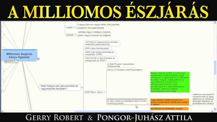 A milliomos észjárás 10 titka - Pongor-Juhász Attila leleplezi könyvének...