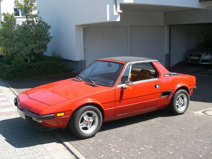 FIAT X19 / 78