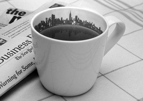 The coolest coffee mug!